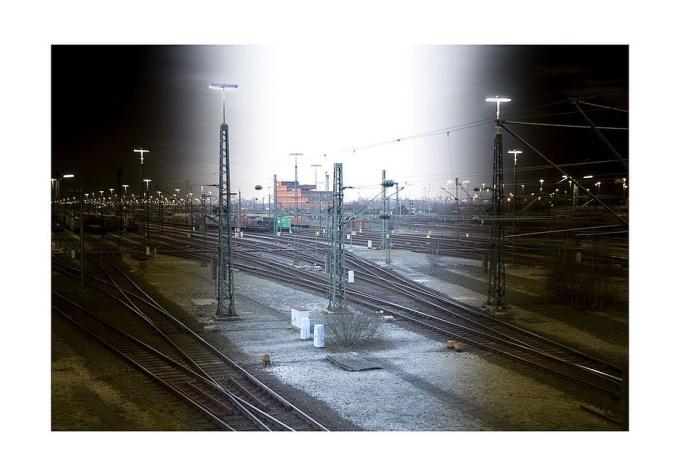 Rangierbahnhof by Ralf Peters