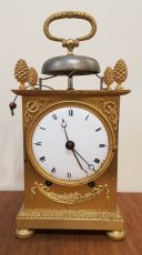 French table & travel clock