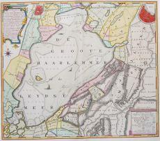 DE NIEUWE HAARLEMMERMEER, HET GROOTSTE MEER VAN HOLLAND  by Bolstra, Melchior
