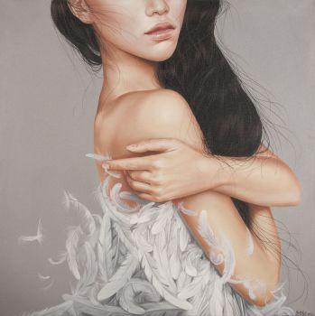 'Looks Pretty 2' by Yang Peng
