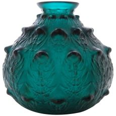 'Fougeres' Vase  by René Lalique