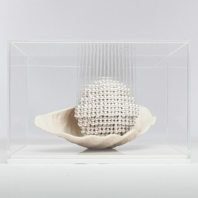 Pretty Pearl by Natasja van der Meer