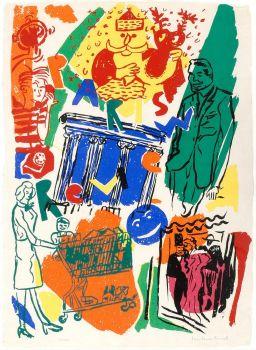 Paris Review by Kim MacConnel