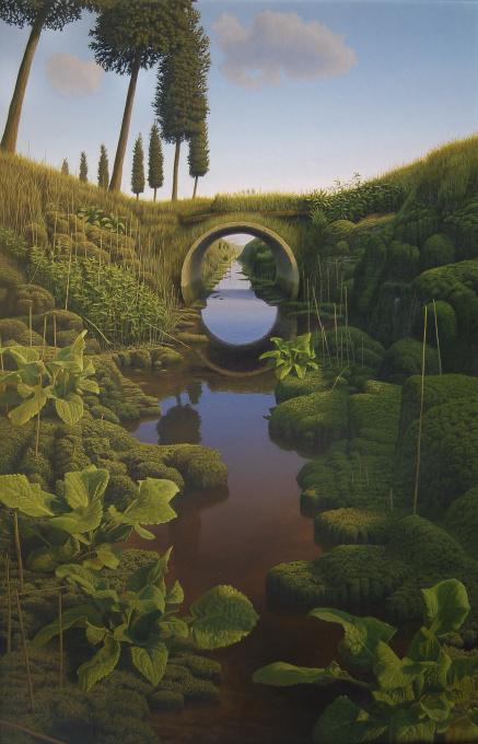 De Doorkijk by Hans Parlevliet