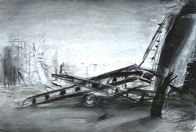 'Zonder titel' by Gerbrand Volger