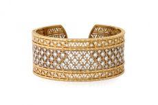 Cuff Bracelet Buccellati by Buccellati