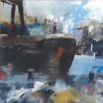 North Quai by Elies Auer