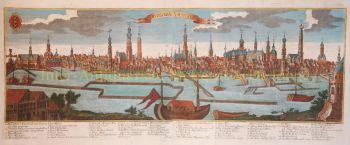 Amsterdam by  Johann Christoph Haffner