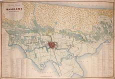 Haarlem, Bloemendaal, Bennebroek, Heemstede, Velsen, Zandvoort  by  F.J. Nautz