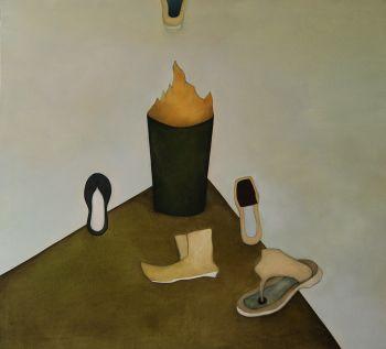 'I never have a warmer winter' by Liu Yan
