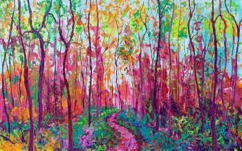 Extraspectral NL Forest by Gertjan Scholte-Albers