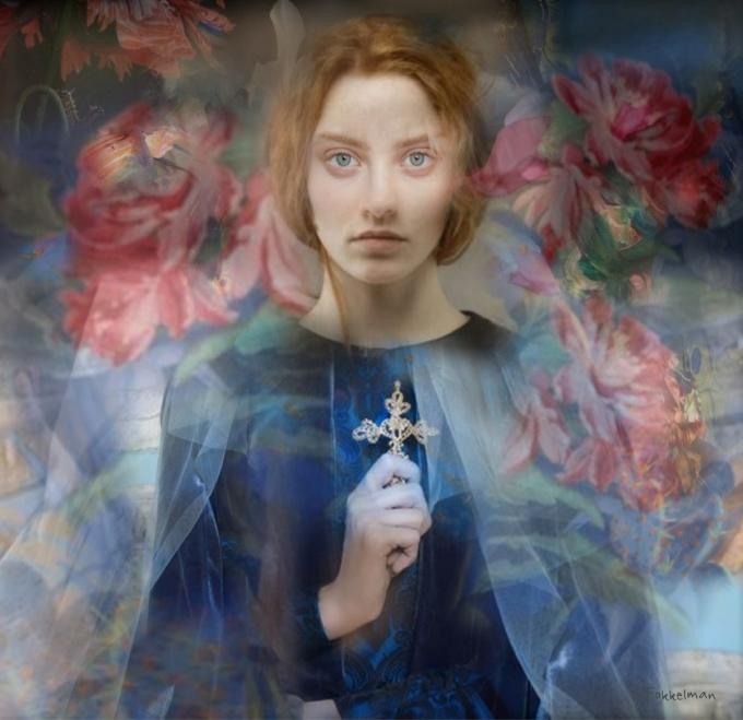 BLESSED by Christine Fokkelman