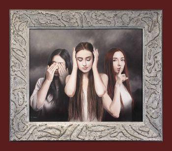 Hear no Evil by Brita Seifert