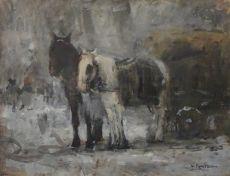 Drafthorses by Floris Arntzenius