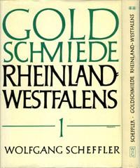 Goldschmiede Rheinland-Westfalens. (Complete 2 vols/ Komplett 2 Bände) by Various artists