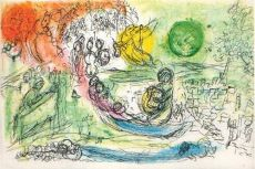 Le Concert by Marc Chagall