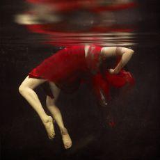 Falling apart by Brooke Shaden