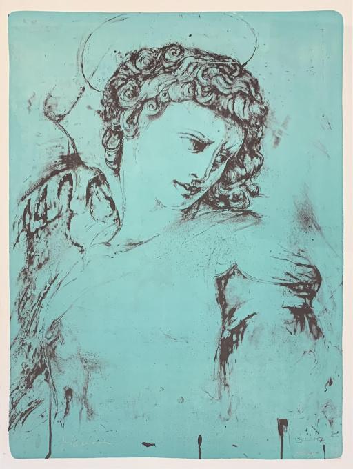 Angelo Blu by Gerti Bierenbroodspot