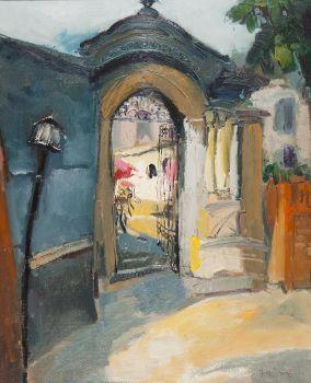 'Terrace-3 by Zheng Yong Gang