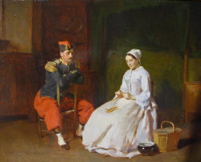 Romance by Jean Pezous