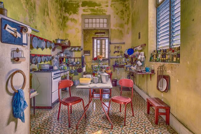Casa-Alonso-Cocina111 by DANIEL RICARDO GONZÁLEZ