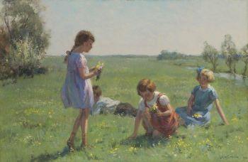 Springtime by Louis Soonius
