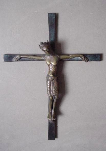Crucifix by Jan Noyons