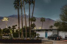 Breezebrick Palms Bimmer - Midnight Modern by Tom Blachford