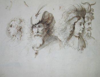 Sketchbook  by  Albert Flamen