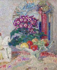 Les Fleurs, Les Fruits et Le Staffordshire by Léon De Smet