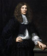 Portrait of Pieter Blaeu