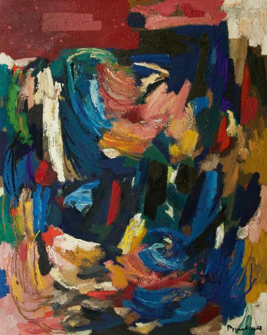Composition 2 by Dolf Breetvelt