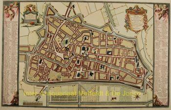 Utrecht  by  Van Schoonhoven