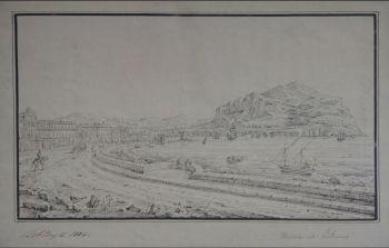 Marina di Palermo by Antonio Senape