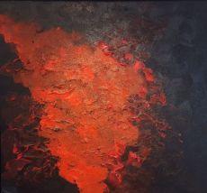 'Damals' by Armando (Herman Dirk van Dodeweerd)