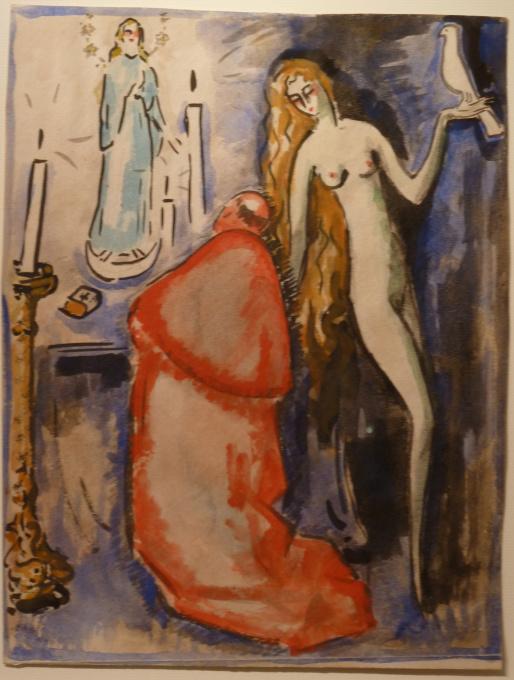 La Prière du Pape by Kees van Dongen