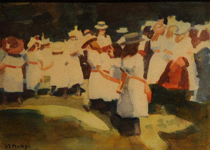 Hartjesdag (as Dutch festivity) by Kees Maks
