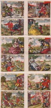 Twelve months  by  Johann Sebastian Müller