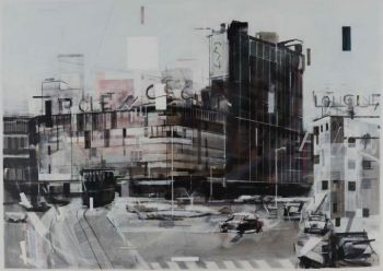 Beginning of March 1963 on a saturday afternoon by Wessel Huisman