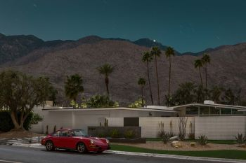 Raspberry Camino Real II - Midnight Modern by Tom Blachford
