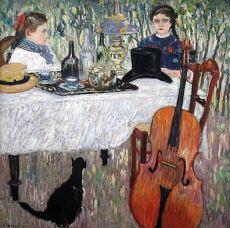 Après le concert by Louis Thévénet