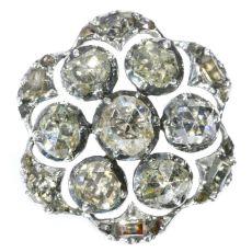 18th Century diamond button