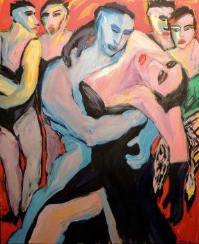 Tango by Jacqueline Gainon