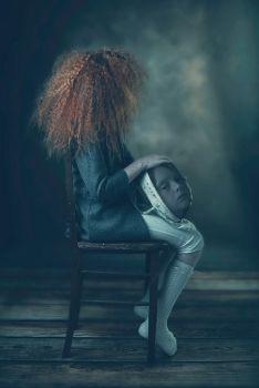 The Mask by Ewa Cwikla