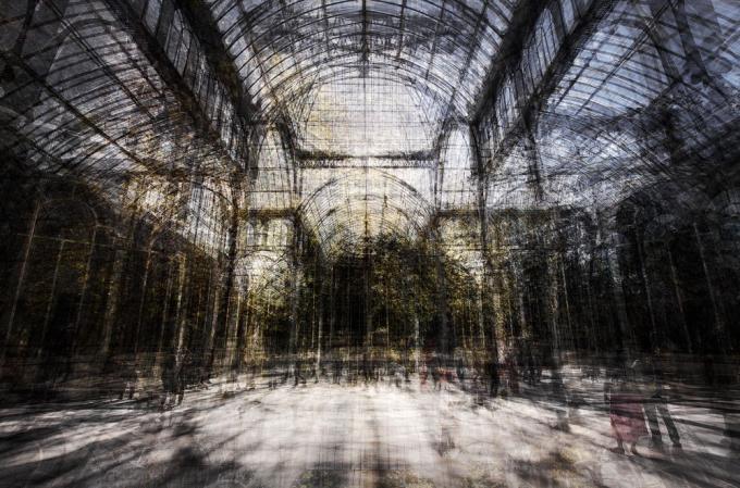 Palacio de Cristal by Jack Marijnissen