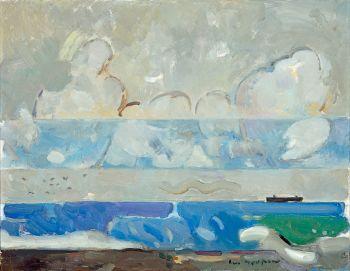 Marine by Paul Hugo ten Hoopen