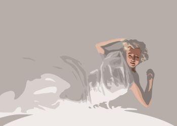 'White Dream No 8' by Shi Bao Fang