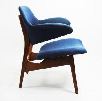 Louis van Teefelen chair for Wébé by Louis van Teeffelen