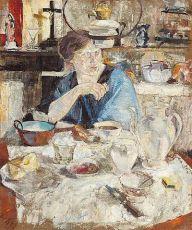 Le petit déjeuner by Anne-Pierre de Kat
