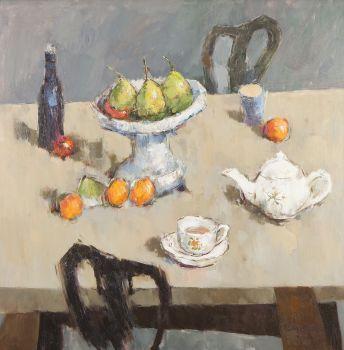 'Teatime-2' by Jian Bing Zheng